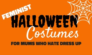 halloween costumes for mums who hate dress up