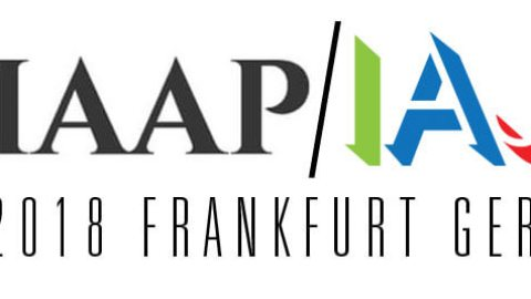 Call for Papers Joint IAAP/IAJS 2018 Conference in Frankfurt, Germany.