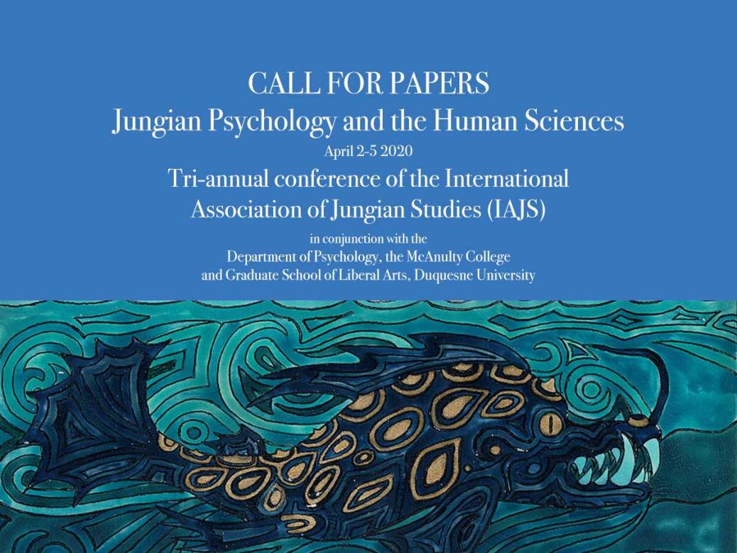 CALL FOR PAPERS Jungian Psychology and the Human Sciences