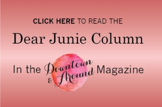Dear Junie Column banner new
