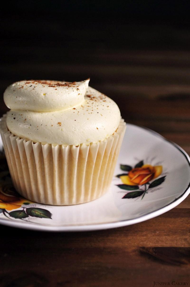 Nutmeg Tea Cakes Recipe