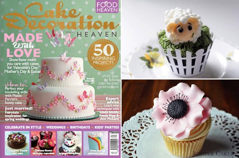 Cake Decorating Heaven Menai : Our Tutorials in Cake Decoration Heaven! - Juniper Cakery ...