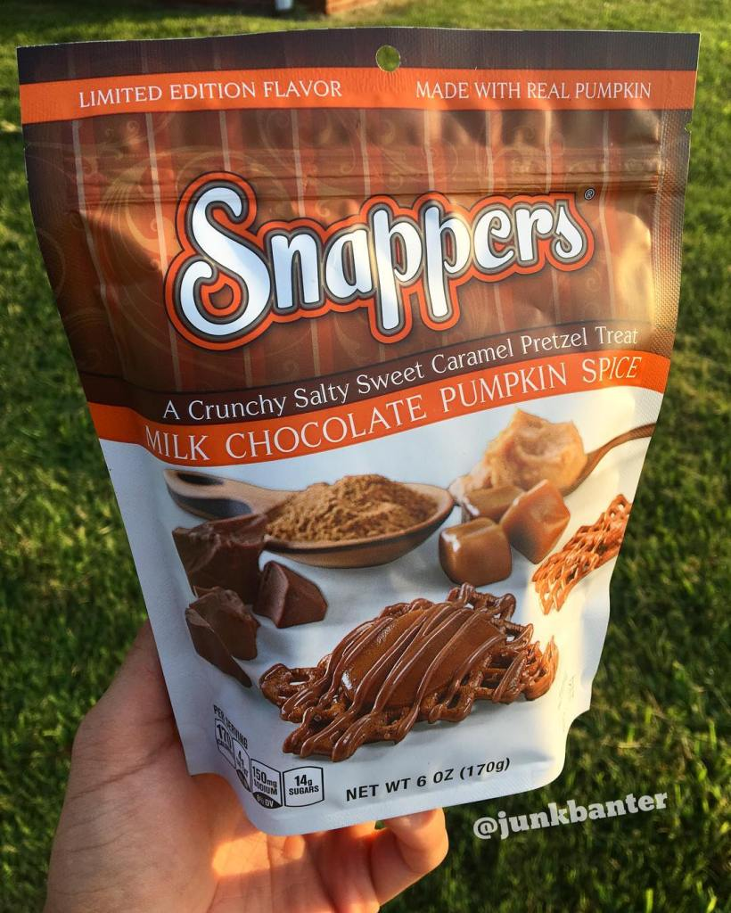 Coming soon are new Pumpkin Spice Snappers for a limitedhellip