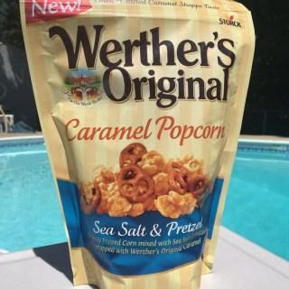Wether's Original Caramel Popcorn (Sea Salt & Pretzel)