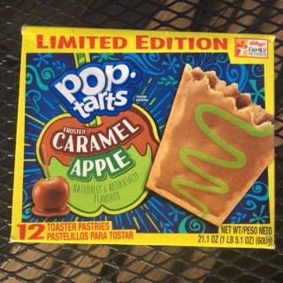 Kellogg's Caramel Apple Pop Tarts