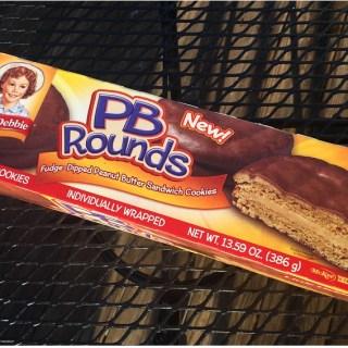 Little Debbie PB Rounds
