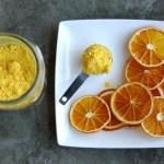 Make It Yourself ~Tangy Orange Powder