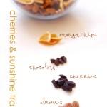 Cherries & Sunshine Trail Mix