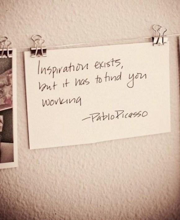 pablo inspiration