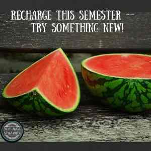 Teacher Talk:  Second Semester -- Refresh your semester with these three ideas.