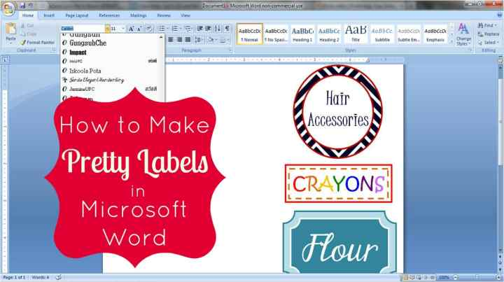 How To Make A Bunting Banner In Word With Clip Art Tips And Tricks 3rmG0JkF