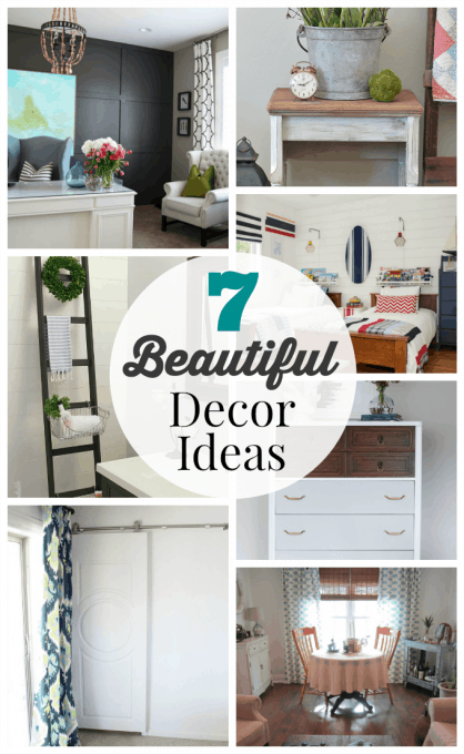 7 Beautiful Decor Ideas   Hit Me with Your Best Shot