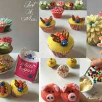 Cupcake Fun For Kids!