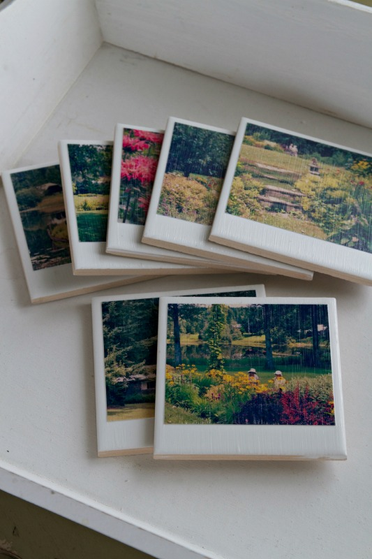 Polaroid Coasters 4