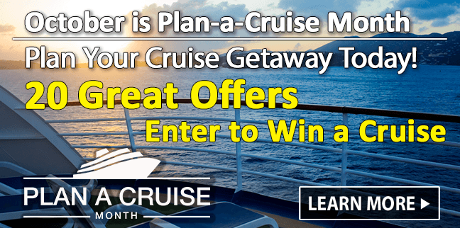 Cruise Month with Contest