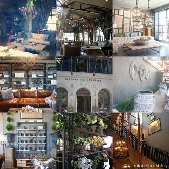 Restoration Hardware Scottsdale Arizona