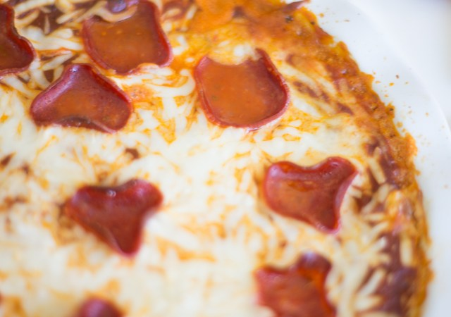 Game Day Snacks  Pizza Dip