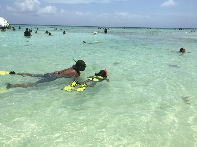 Carnival Magic 7 Day Cruise great place to snorkel!