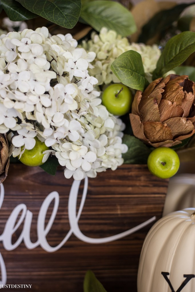Easy Fall Decor with Just Destiny Mag-5