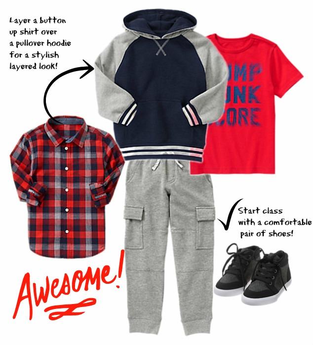 Gymboree Boy Outfit Ideas