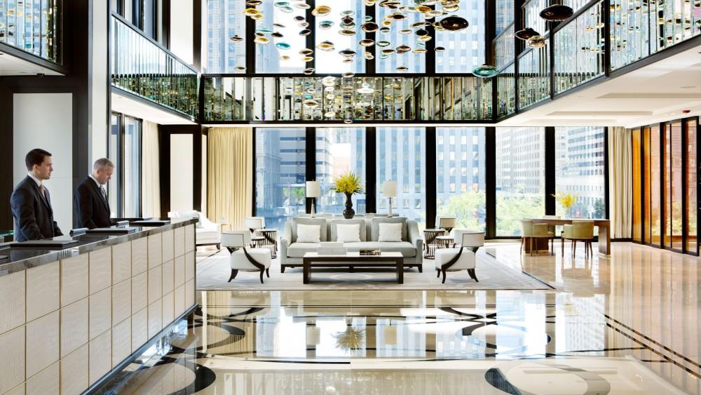 The Langham Chicago-tlchi-second-floor-lobby-reception-1680-945