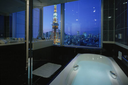 The Prince Park Tower Tokyo - bathroom