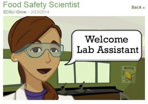 virtual lab assistant