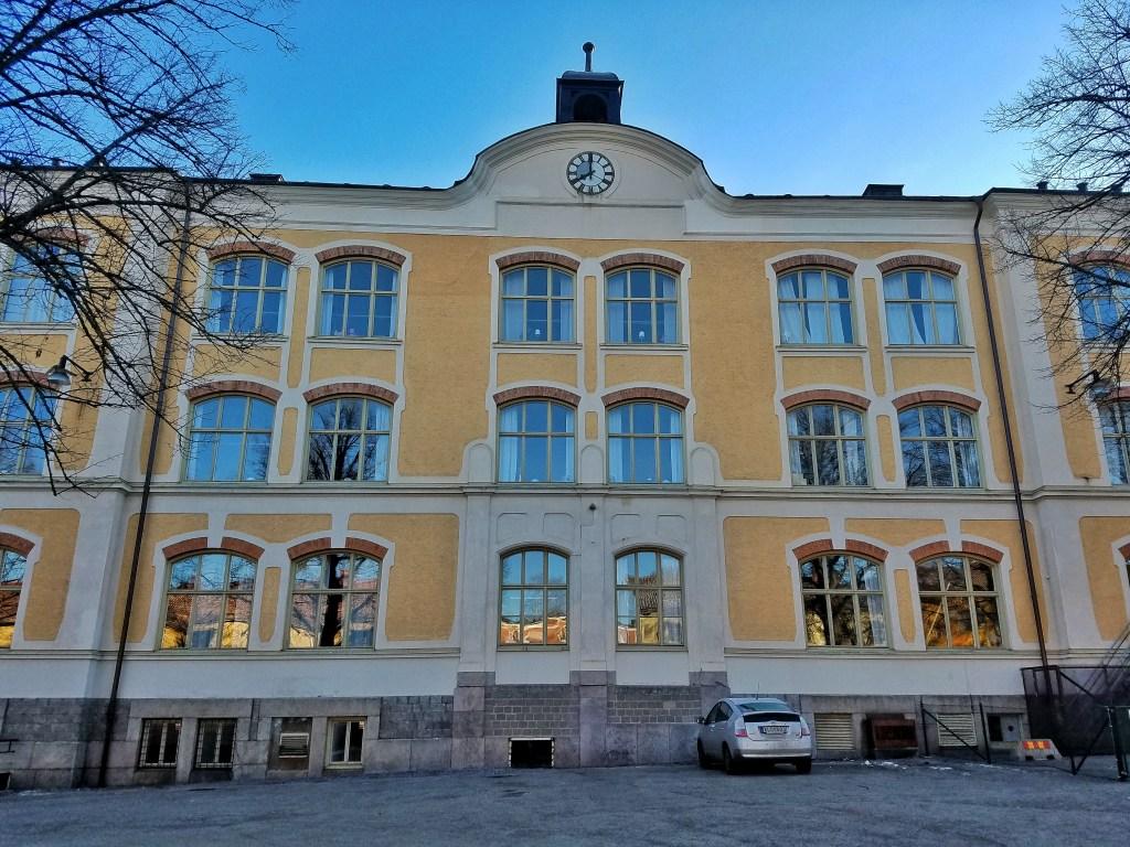 My school, Internationella Engelska Skolan