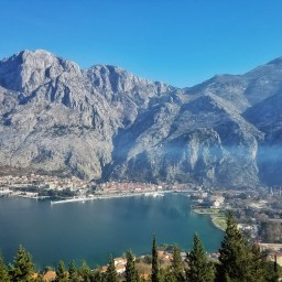 Cats, Rakija and Mountain Climbing:  Adventures in Montenegro