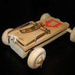 Mousetrap Cars by Ben+Sam, on Flickr