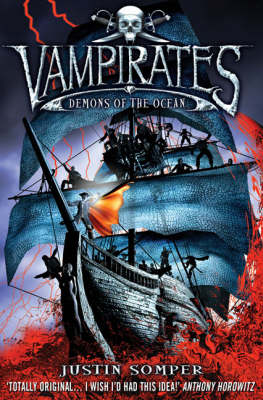 Vampirates: Demons of the Ocean Book Review