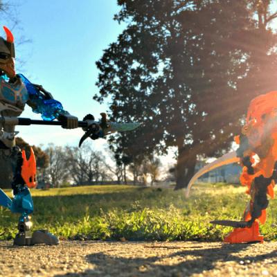 Go beyond Netflix with LEGO Bionicle