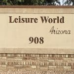 Leisure World Community Map