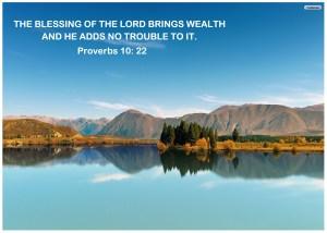 Proverbs 10_22