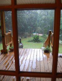 It's Raining Again.  Now What?