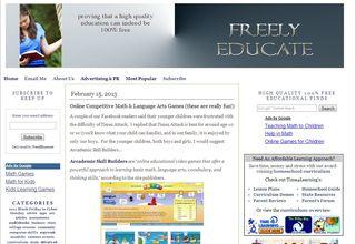 My Homeschool Blog