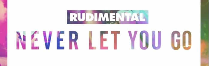 rudimental never let you go single