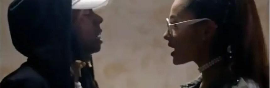 Ariana Grande Ft. Lil Wayne – Let Me Love You (Music Video)