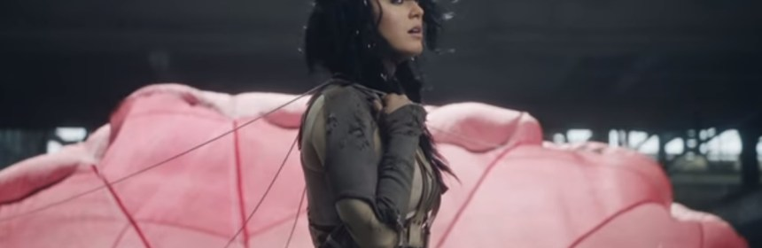 katy perry rise music video teaser clip