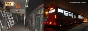 metro bus station pakistan