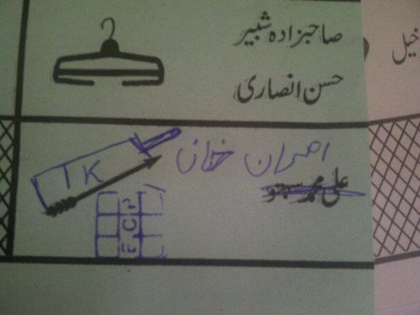voters of imran khan