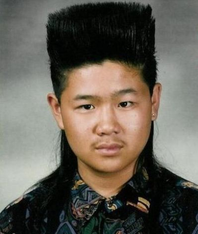 Funny Asian Haircut