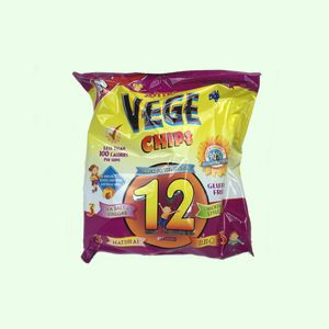 vegie chips bag
