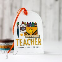 Time Savers: Back to School Tag