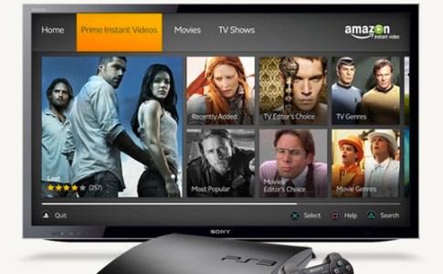 Amazon PS3