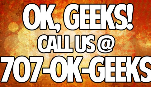 OK GEEKS Featured