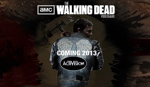Walking Dead Activision Game