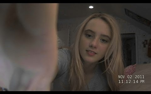 "Put on your sequel shoes! Here's a trailer for ""Paranormal Activity 4″"