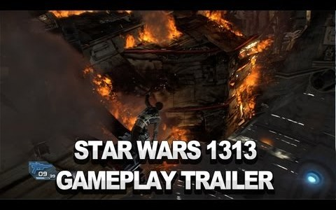 """Star Wars 1313″ – This ain't your Daddy's Star Wars"