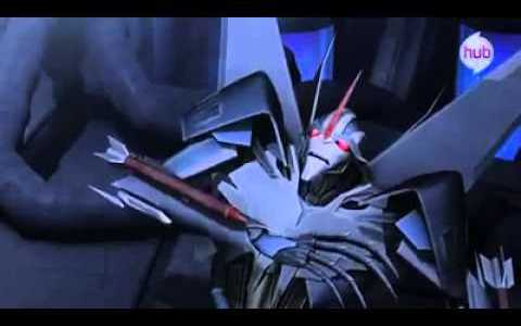 """Transformers Prime """"Regeneration"""" clip shows one angry Decepticon"""